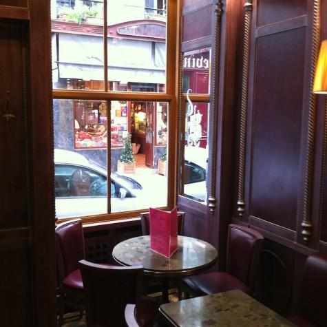 Salon de thé – salle suite